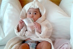 cosa portare in valigia quando si viaggia con i neonati
