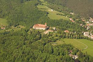 austria-burgenland-Castello di Bernstein zoom