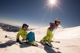 Sciare nel Falkert