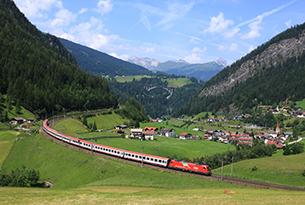 Bei St. Jodok am Brenner