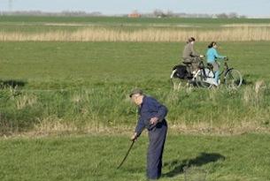 Olanda in bici con bambini