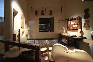 cremona-museo-del-violino-la bottega del liutaio