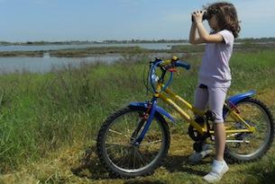 ferrara-delta-del-po-Bambini- cicloturismo