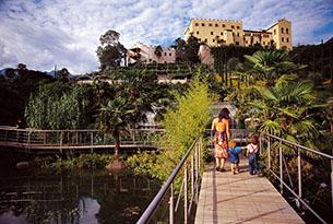 Giardini Merano per bambini
