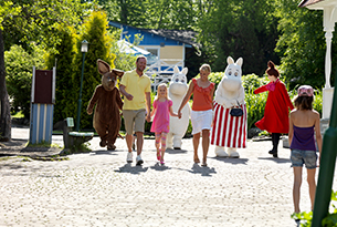 helsinki-Naantali Spa Moomin world