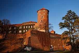 il castello di wawel - cracovia