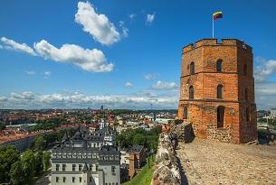 lituania-Vilnius-Gediminas-Tower 2
