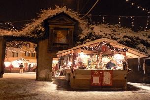 Mercatini di Natale Trentino, Mercatino dei Canopi a Pergine