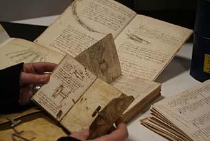 museo-leonardo-vinci-biblioteca leonardiana