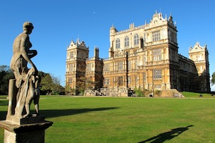 nottingham-Wollaton Hall - copyright Marzia Falcone
