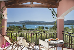 Sardegna, Gallura, Resort Cala di Falco