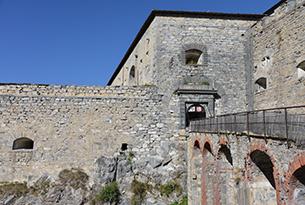 savoie-aussois - fort d'esseillon (46)