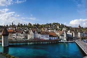 Lucerna - Copyright by Luzern Tourismus AG By-line: swiss-image.ch ***