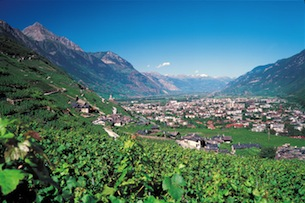 Martigny - Copyright by Switzerland Tourism By-line: swiss-image.ch/Stephan Engler