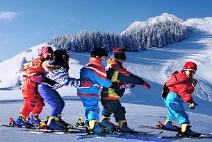 Monte Bondone per bambini, family village