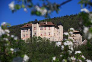 Trenino dei castelli speciale bambini, Castel Thun