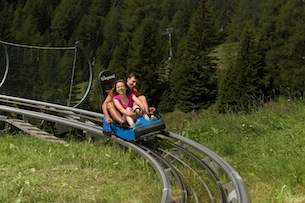 Fiemme estate per bambini, Alpine Coaster