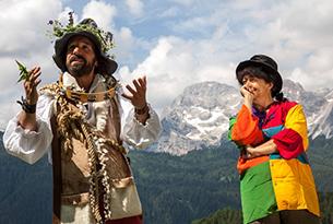 Estate in Val di Zoldo con i bambini, settimana verde del bambino